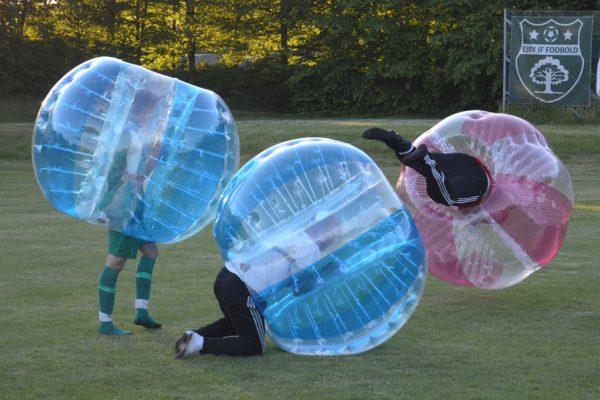 Bumper balls til børn og voksne