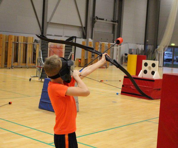 Skydning med bue og pil - event for børn og voksne