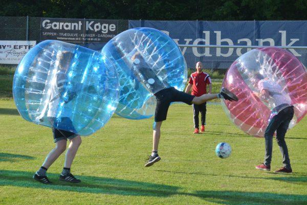 Bumper balls udlejning til hele Danmark