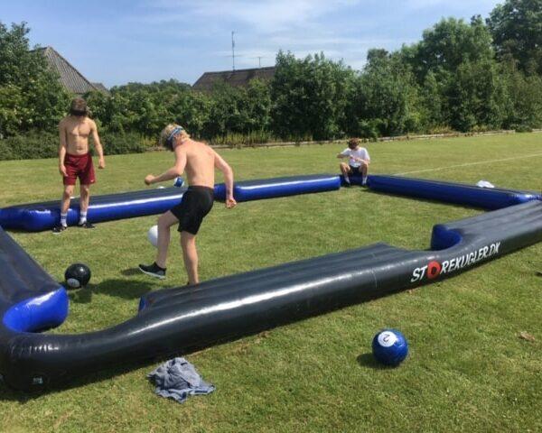 Fodboldpool udlejning til fester, events, polterabends med mere