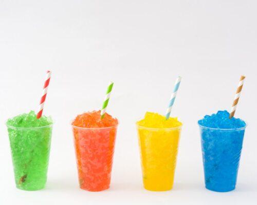 Slush Ice til børnefødselsdag