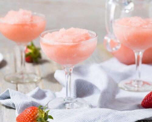 Slush Ice cocktails