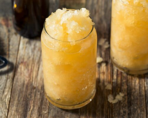 Slush Ice drinks